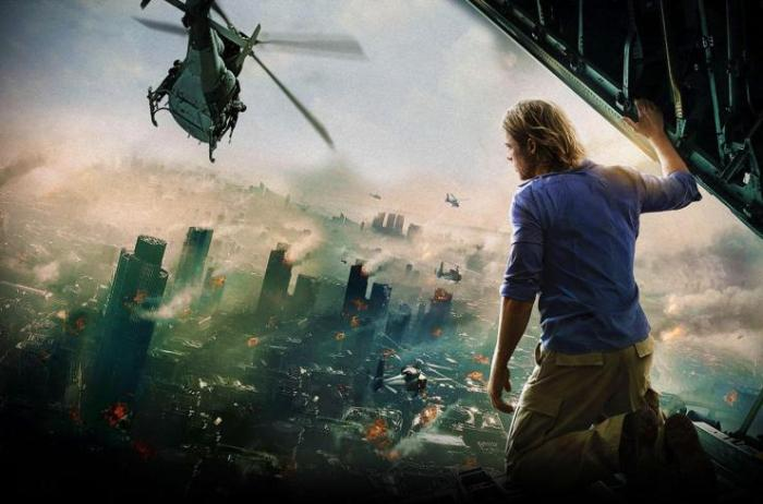 "Brad Pitt, Not So Hidden Racism and Sexism, and ""World War Z"" (2013"