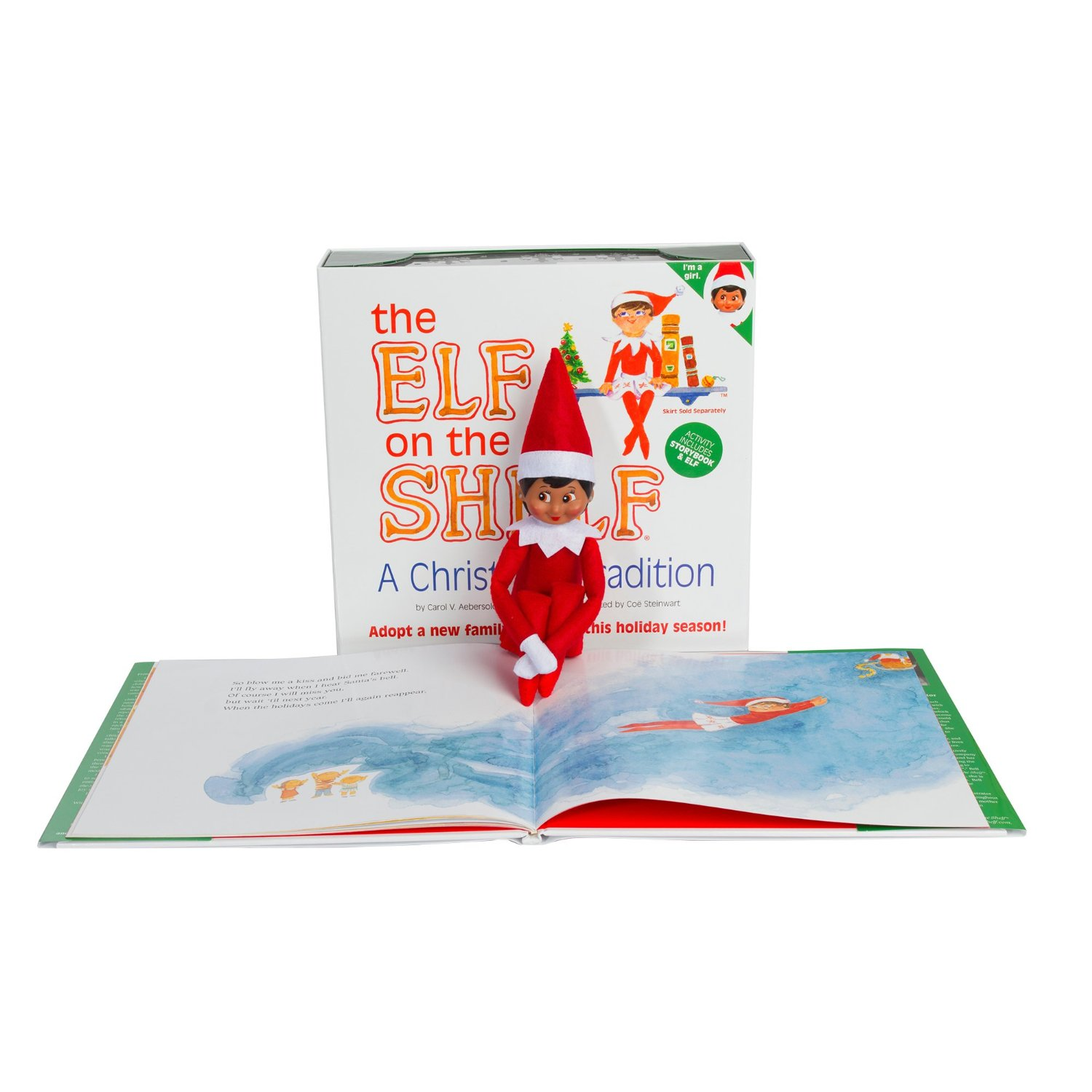 - Culture, Control, Colorization, And The Elf On The Shelf – Without