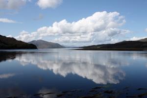 Loch Alsh - Reflection