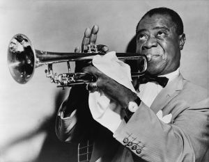 The one and only, Louis Armstrong