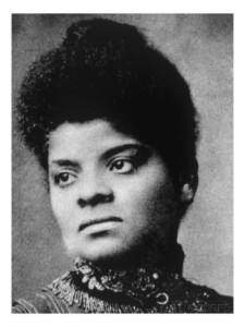 The one and only, Ida Bell Wells-Barnett