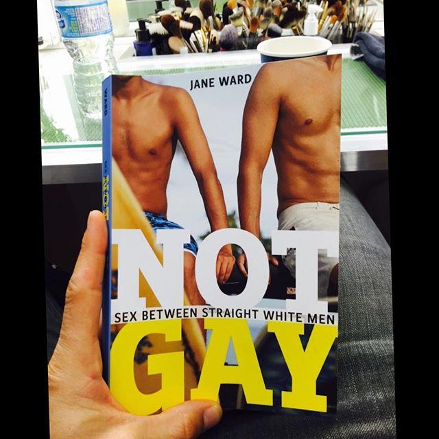 Not gay man sex